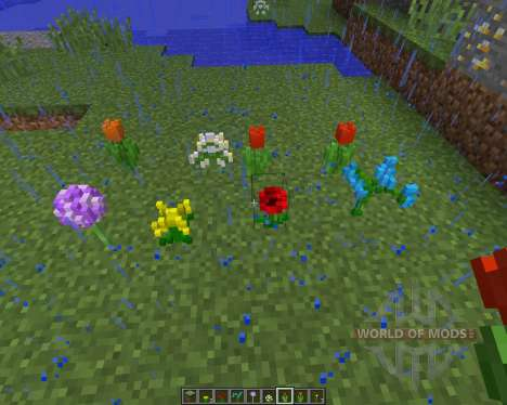 3D NATURE PACK v2.2 [16x][1.8.1] para Minecraft