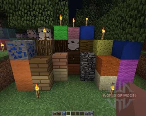 SimplisticTextures [32x][1.8.8] para Minecraft