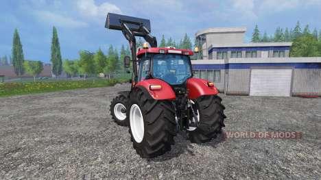 Case IH Puma CVX 230 v2.4 para Farming Simulator 2015