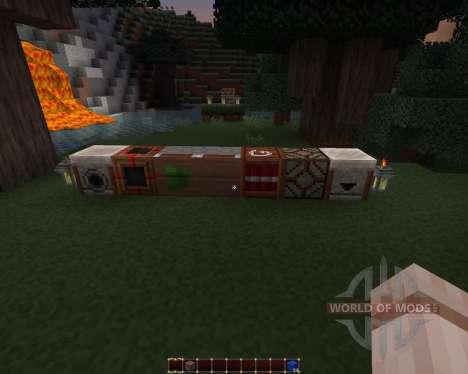 Glendale 3D Blocks Resource Pack [32x][1.8.8] para Minecraft