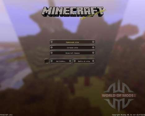 Enderbornplaysmc Official RPG [64x][1.8.1] para Minecraft