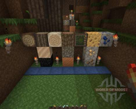 Chivalry Resource Pack [16x][1.8.8] para Minecraft