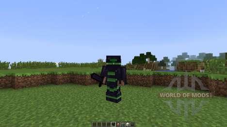 Ganys End [1.7.10] para Minecraft