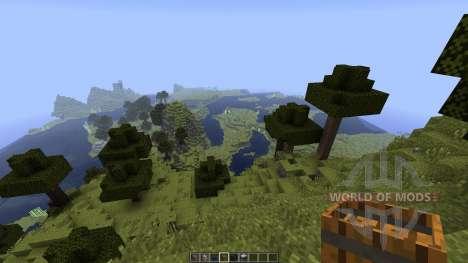 TerraFirmaCraft [1.6.4] para Minecraft