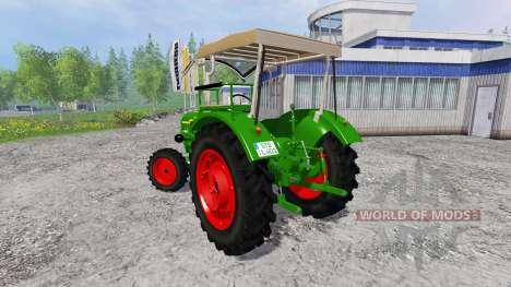 Deutz-Fahr D40 para Farming Simulator 2015
