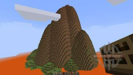 Ultimate Lava Ocean Survival [1.8][1.8.8] para Minecraft