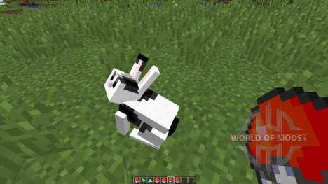 Pokeball [1.8] para Minecraft