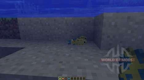 Just a Few Fish [1.7.10] para Minecraft