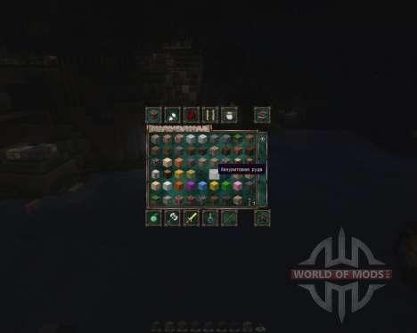 Crafteryada [32x][1.8.8] para Minecraft