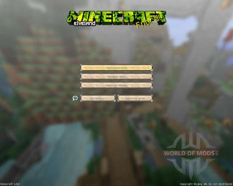 Elveland Light Resource Pack [32x][1.8.8] para Minecraft