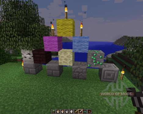 Abyssus Texture Pack [16x][1.8.8] para Minecraft