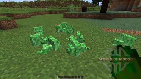 Creepermite [1.8] para Minecraft