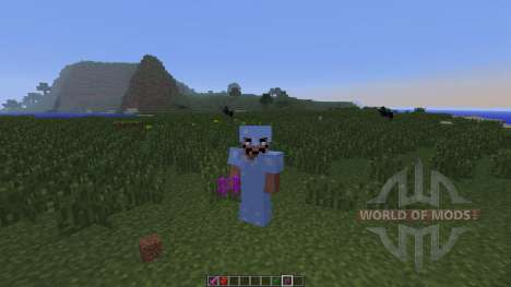 Mo Shiz [1.6.4] para Minecraft