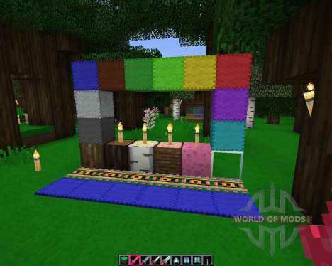 Qtpies Cheerful Pack [16x][1.8.8] para Minecraft