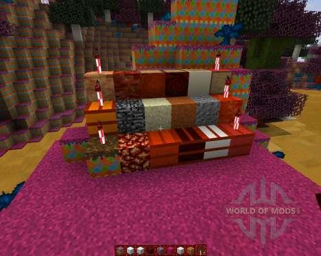 Candylicious [16x][1.8.1] para Minecraft