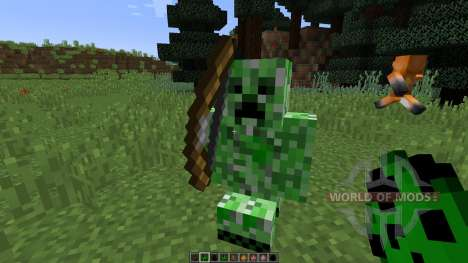 Weird Things [1.8] para Minecraft