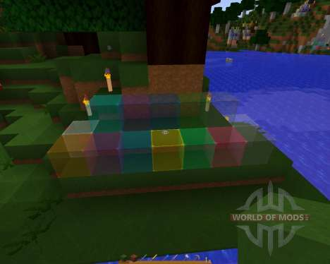 The Golden HD Resource Pack [32x][1.8.8] para Minecraft