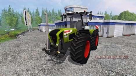 CLAAS Xerion 3300 TracVC [washable] v5.0 para Farming Simulator 2015