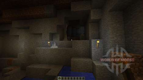 CaveBiomes [1.7.10] para Minecraft