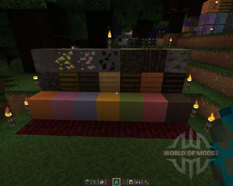 JadeCraft [16x][1.8.8] para Minecraft