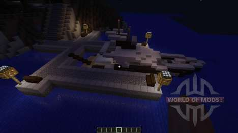 Futuristic Redstone Lighthouse [1.8][1.8.8] para Minecraft
