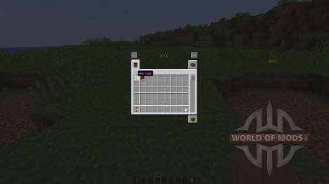 Wall Clock [1.8] para Minecraft