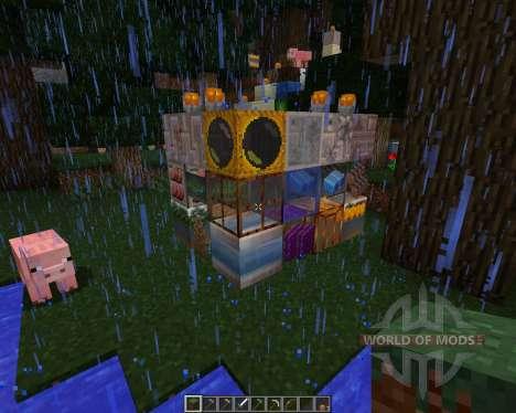 Xcom Resource Pack Project [32x][1.8.8] para Minecraft