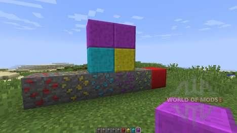 Rock Candy [1.8] para Minecraft