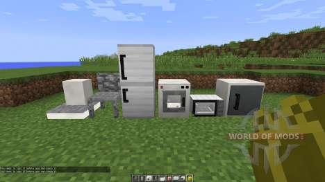MrCrayfishs Furniture [1.8] para Minecraft