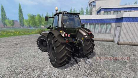 Deutz-Fahr Agrotron 7250 TTV warrior para Farming Simulator 2015