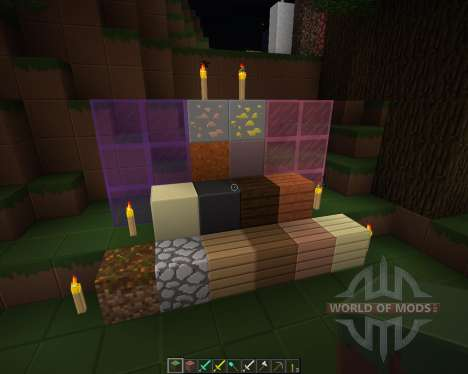 Y-5 Resource Pack [32x][1.8.8] para Minecraft