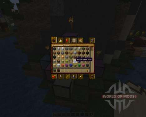 Elements rpg animations pack [32x][1.8.8] para Minecraft