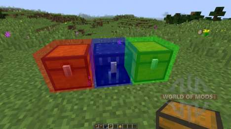 Simple Chest Finder [1.8] para Minecraft