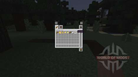 Culinaire [1.7.10] para Minecraft