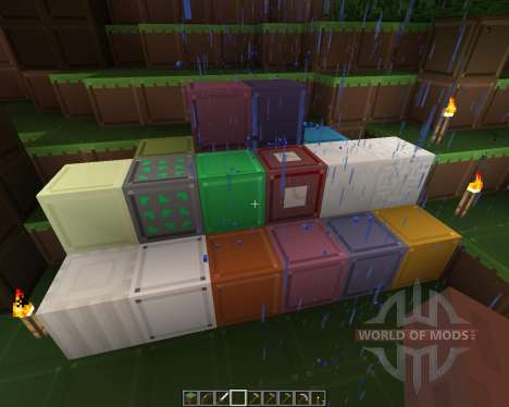 Super Textile [16x][1.8.8] para Minecraft