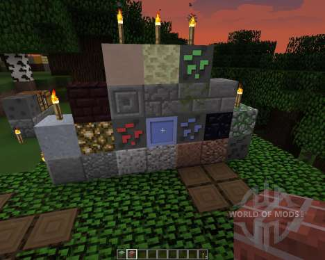 Ferocious Resource Pack [64x][1.8.8] para Minecraft