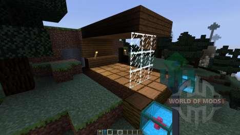 Invisible Zones [1.7.10] para Minecraft