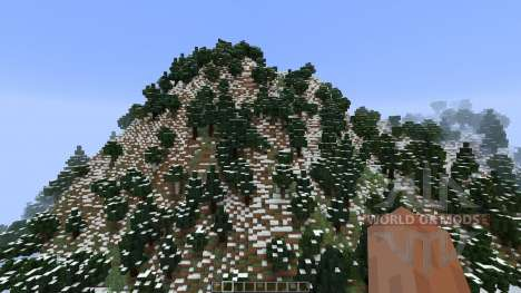 Tropica Hills [1.8][1.8.8] para Minecraft