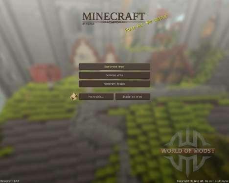 WillPack [32x][1.8.8] para Minecraft