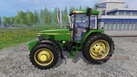 John Deere 7810 v1.1 para Farming Simulator 2015