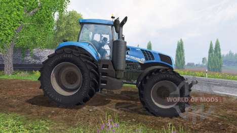 New Holland T8.320 v2.3 para Farming Simulator 2015