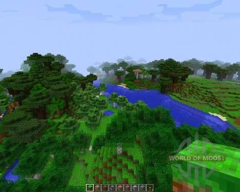 SembriCraft [32x][1.8.8] para Minecraft