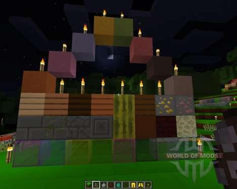 Rainbow Pack [16x][1.8.8] para Minecraft