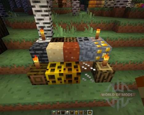 BrowniePoints [8x][1.8.8] para Minecraft