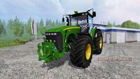 John Deere 8530 [fixed] para Farming Simulator 2015
