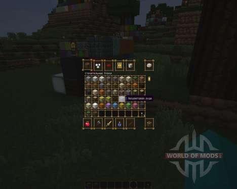 Gerudoku Faithful Resource Pack [32x][1.8.8] para Minecraft