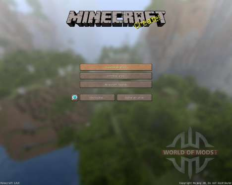 Lithos Core Resource Pack [32x][1.8.8] para Minecraft