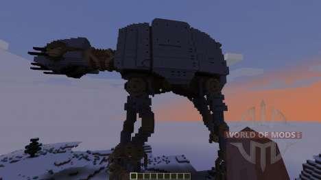 AT AT Walker [1.8][1.8.8] para Minecraft
