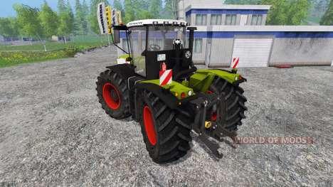 CLAAS Xerion 3300 TracVC [washable] v4.1 para Farming Simulator 2015