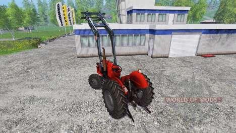 IMT 558 [front loader] para Farming Simulator 2015